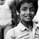 Two Front Teeth And Smile @ India