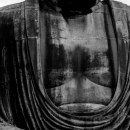 Hands Of The Great Buddha At Kamakura