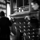 長谷寺の輪蔵