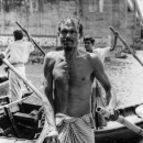 Every Oarsmen Had Their Own Bamboo Oar @ Bangladesh