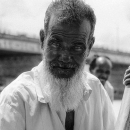 White Beard And Bamboo Oar @ Bangladesh