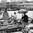 Those Who Had Free Time On The Wooden Boats @ Bangladesh