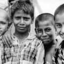 Four Boys I Met At Sadarghat @ Bangladesh