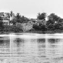 Men Soaking In The Mahananda River