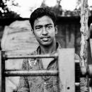 Young Man At A Juice Stand @ Bangladesh