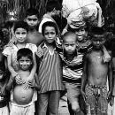 Children Surrounding Me @ India