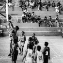 Players Under The Basket @ Philippines