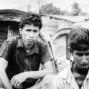 Frustrated Face On The Cycle Rickshaw @ Bangladesh