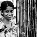 Smile Of A Dimpled Woman @ India