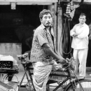Humorous Rickshaw Wallah @ Bangladesh