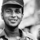 Man Wearing A Shirt With Epaulettes @ Bangladesh