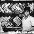 Men At A Booksotre