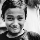 The Boy Suppressed A Grin @ Bangladesh