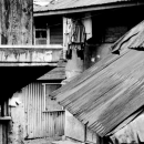 Some Laundries Under The Eaves