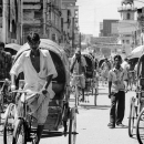 Troop Of Cycle Rickshaw @ Bangladesh