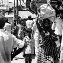 Pedestrians In Mymensingh