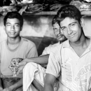 Three Men Were Resting @ Bangladesh
