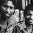 Two Stubble-faced Man @ Bangladesh