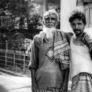 White Beard And Black Beard @ Bangladesh