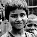 Confident Face Of A Boy @ Bangladesh