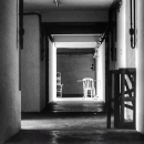 Chair At The End Of The Corridor @ Malaysia