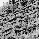 ヒンドゥー教寺院の塔