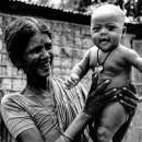Grandma Laughed And Baby Smiled @ Bangladesh
