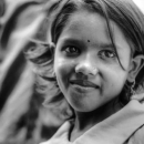 Girl With Plump Cheeks @ Bangladesh