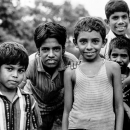 Benevolent Gazes Of Children @ Bangladesh
