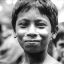 Puffed Cheeks @ Bangladesh