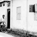 Bearded Peddler At The Door @ Bangladesh