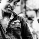 Wry Smile Of A Boy @ Bangladesh
