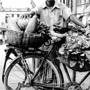 Full Baskets On The Bicycle @ Bangladesh