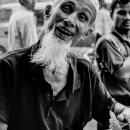 Beardie Wearing Taqiyah @ Bangladesh