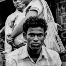 Stunned-looking Man @ Bangladesh