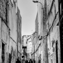 Alleyway Without Windows