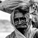 Older Woman Looked Rumpled