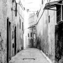 Empty Alleyway
