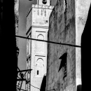 Square Minaret In The Old City