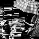 Piles Of Secondhand Books @ Myanmar