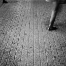 Two Figure Was Just Walking @ Tokyo