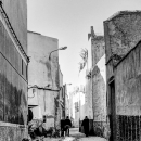Serene Alleyway
