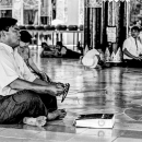 Praying With A Beadroll