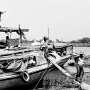 Men Going Ashore