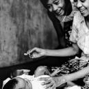 Baby Delighted Women @ Myanmar