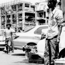 Man Was Selling Bananas @ India