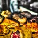 Scone In A Bakery