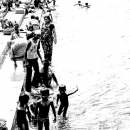 People On The Riverbank @ India