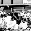 Sunglasses Waiting At Stoplights @ India