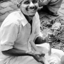 Chisel, Hammer And Smile @ India